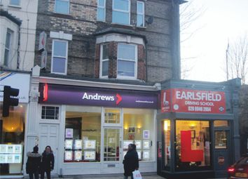 Thumbnail Retail premises for sale in Garratt Lane, Earlsfield