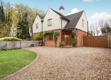 Thumbnail 4 bed semi-detached house for sale in Fakenham Road, Hillington, King's Lynn