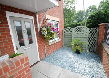 Thumbnail Town house for sale in Strathmore Gardens, South Shields