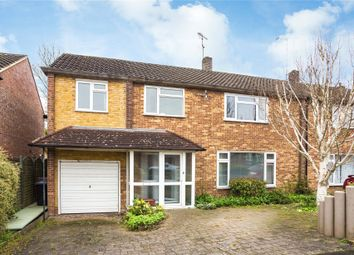 Thumbnail 4 bedroom semi-detached house for sale in Hunter Avenue, Shenfield, Brentwood, Essex