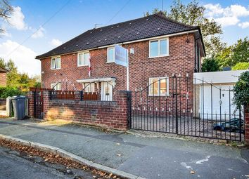 Thumbnail 3 bed semi-detached house to rent in Solway Road, Manchester
