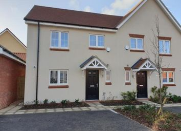 Thumbnail 3 bed semi-detached house for sale in Greenhill Road, Sandford, Winscombe