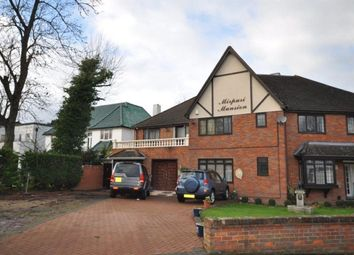 Thumbnail 5 bedroom detached house to rent in Ashley Lane, London
