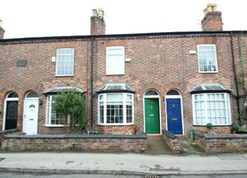 Thumbnail 2 bed terraced house to rent in Byrom Street, Altrincham