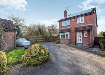 Thumbnail 4 bed detached house for sale in Castle Brooks, Framlingham, Woodbridge