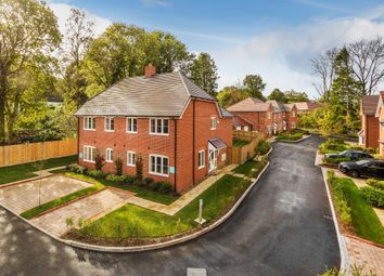 Thumbnail 3 bed semi-detached house for sale in Sundew Place, Four Marks, Hampshire