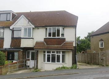 Thumbnail 3 bed semi-detached house for sale in Widdicombe Way, Brighton