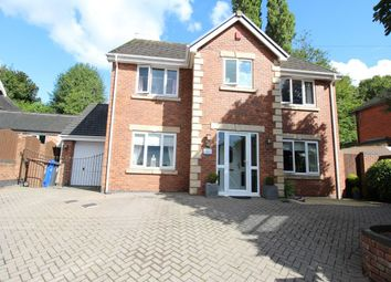 Thumbnail 5 bedroom detached house for sale in Highton Street, Stoke-On-Trent