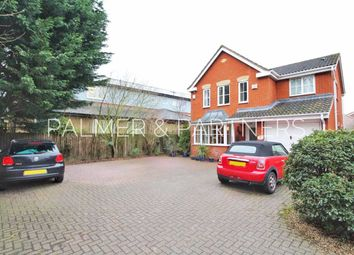 Thumbnail 4 bed detached house for sale in Asquith Drive, Highwoods, Colchester