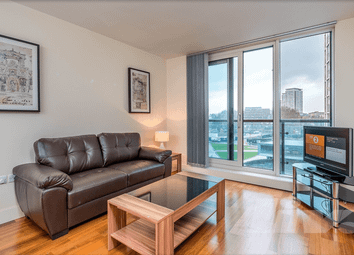 Thumbnail 1 bed flat to rent in 1 South Wharf Road, London