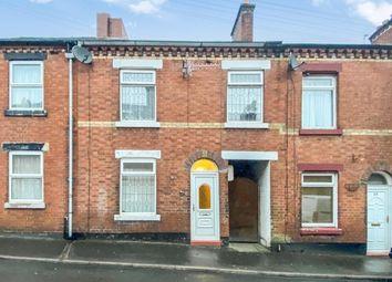 Thumbnail 2 bed terraced house for sale in Grosvenor Street, Leek, Staffordshire