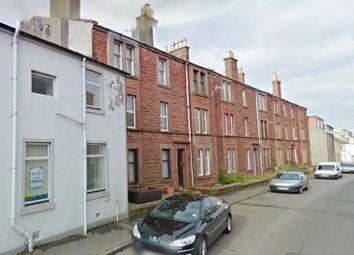 Thumbnail 1 bedroom flat for sale in 34, Gateside Street, Flat 2-1, Largs KA309Lj