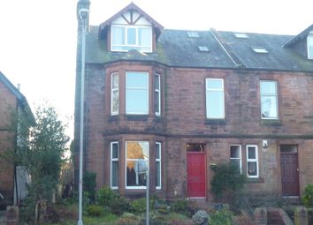 Thumbnail 5 bed semi-detached house for sale in 6 Lockerbie Road, Dumfries