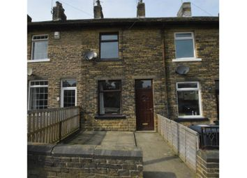 Thumbnail 2 bed terraced house for sale in Parkside Terrace, Cullingworth