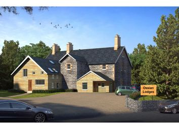 Thumbnail 3 bed detached house for sale in The Ossians, Kincraig, Kingussie