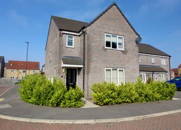 Thumbnail 3 bed detached house for sale in Blackthorn Close, Selby