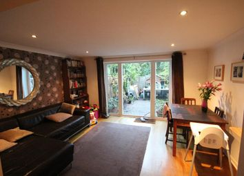 Thumbnail 3 bed flat to rent in Mayfield Road, Crouch End, London