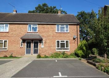 Thumbnail 2 bed semi-detached house for sale in Hoveton Place, Raf Coltishall, Norwich