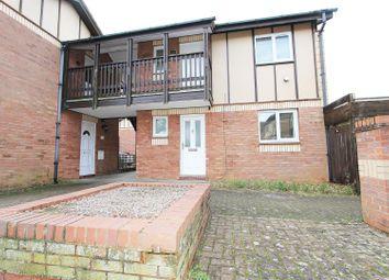 Thumbnail 1 bedroom flat for sale in Long Pasture, Werrington, Peterborough