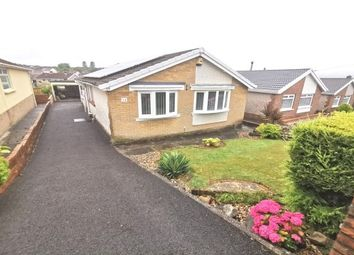 Thumbnail 3 bed bungalow to rent in Maes Yr Haf, Swansea