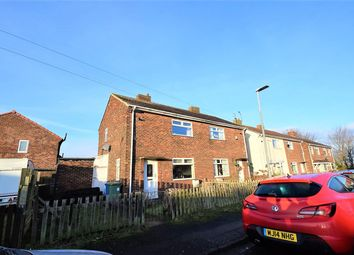 Thumbnail 2 bed semi-detached house for sale in Johnson Estate, Wheatley Hill, County Durham