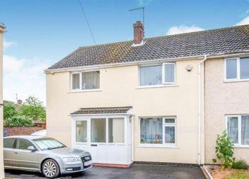 Thumbnail 4 bedroom semi-detached house for sale in Devon Close, Bury St. Edmunds