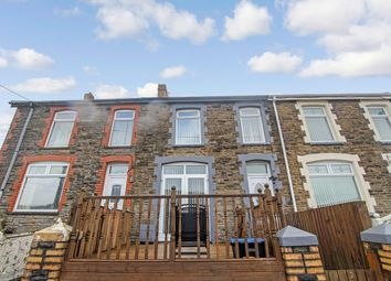 Thumbnail 3 bedroom terraced house for sale in Hillside Terrace, Waunlwyd, Ebbw Vale