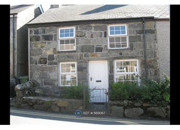 Thumbnail 3 bedroom terraced house to rent in Groeslon, Caernarfon