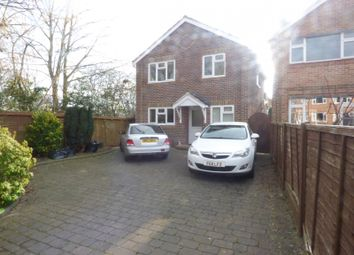Thumbnail 4 bed detached house to rent in Dell Close, Fair Oak, Eastleigh