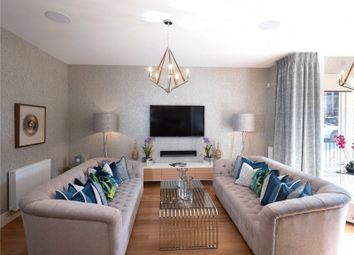 Thumbnail 2 bed flat for sale in Plot 74 - Park Quadrant, Glasgow