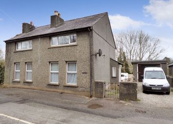 Thumbnail 3 bed detached house for sale in Glasinfryn, Bangor