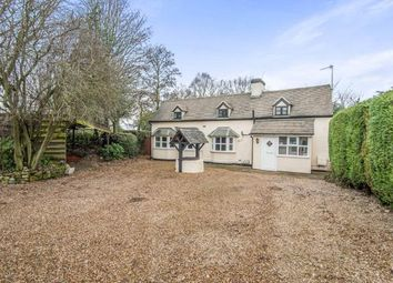 Thumbnail 3 bed detached house for sale in Kingsbury Road, Marston, Sutton Coldfield, Warwickshire