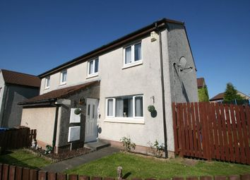 Thumbnail 3 bed semi-detached house for sale in Bankton Park West, Livingston