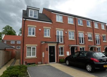 Thumbnail 3 bed town house for sale in Greener Drive, Feethams, Darlington