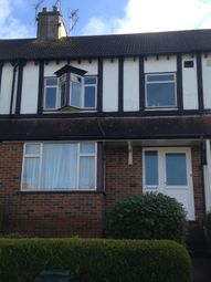 Thumbnail 4 bed terraced house to rent in Bevendean Crescent, Brighton, East Sussex