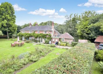 Thumbnail 4 bed equestrian property for sale in Cackle Street, Nutley, Uckfield