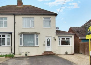 Thumbnail 3 bed semi-detached house for sale in The Crescent, Andover