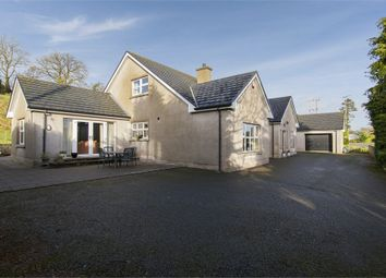Thumbnail 5 bed detached bungalow for sale in Tattymacall Road, Tattygare, Lisbellaw, Enniskillen, County Fermanagh