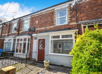 Thumbnail 2 bed terraced house to rent in Granville Avenue, Reynoldson Street, Hull