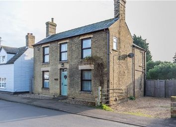 Thumbnail 3 bed detached house for sale in Denmark Road, Cottenham, Cambridge