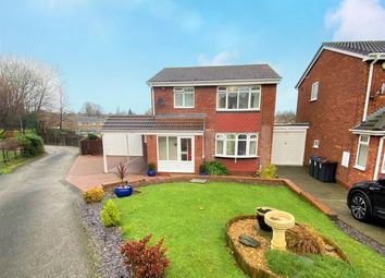 Thumbnail 3 bed detached house for sale in Paddock Drive, Shedon, Birmingham