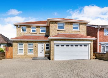Thumbnail 4 bed detached house for sale in Daws Heath Road, Benfleet
