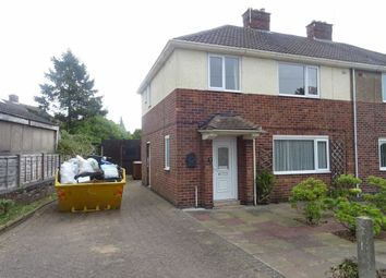 Thumbnail 3 bed semi-detached house for sale in Astley Road, Earl Shilton, Leicester