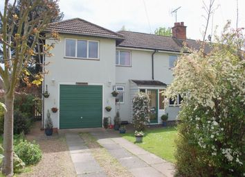 Thumbnail 4 bed semi-detached house for sale in Millers Close, Welford On Avon, Stratford-Upon-Avon