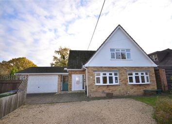 Thumbnail 4 bed detached bungalow for sale in Beehive Lane, Binfield, Bracknell