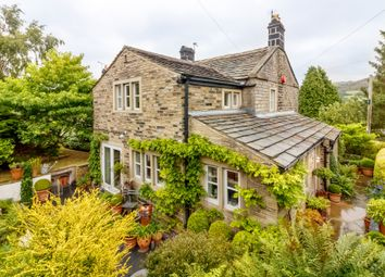 Thumbnail 3 bed end terrace house for sale in Far Lane, Hepworth, Holmfirth