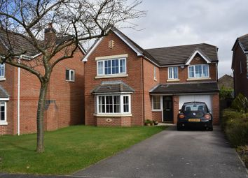Thumbnail 4 bed detached house for sale in Bennett Drive, Orrell, Wigan