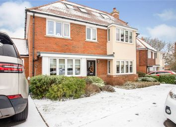 Thumbnail 5 bed detached house for sale in Osborne Way, Epsom, Surrey