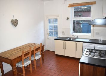 Thumbnail 2 bed terraced house to rent in Ashford Road, Sharrow Vale, Sheffield
