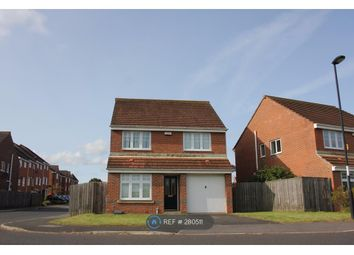Thumbnail 5 bed detached house to rent in Elvastone Crescent, Newcastle Upon Tyne